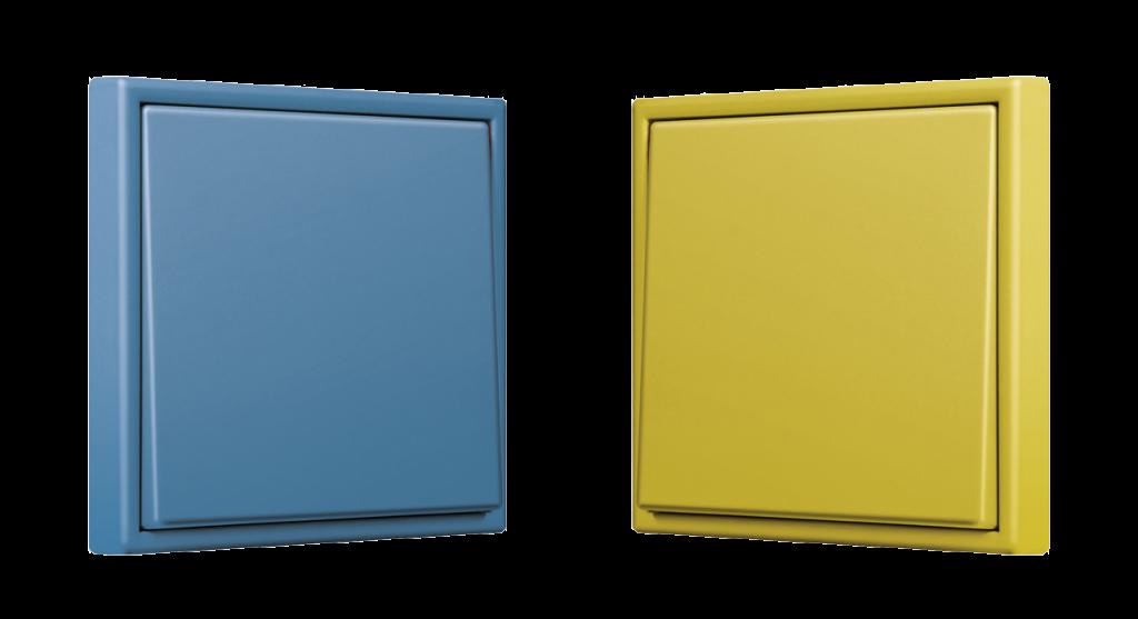 JUNG LC Designvielfalt